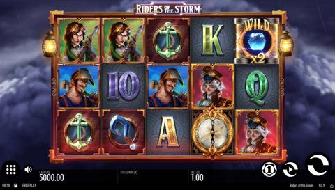 Online Casino «Riders of the Storm Slot»