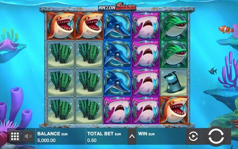 Online Casino «Razor Shark Slot»