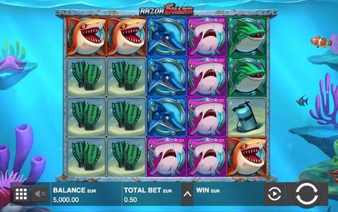 Online Casino «Razor Shark Slot»